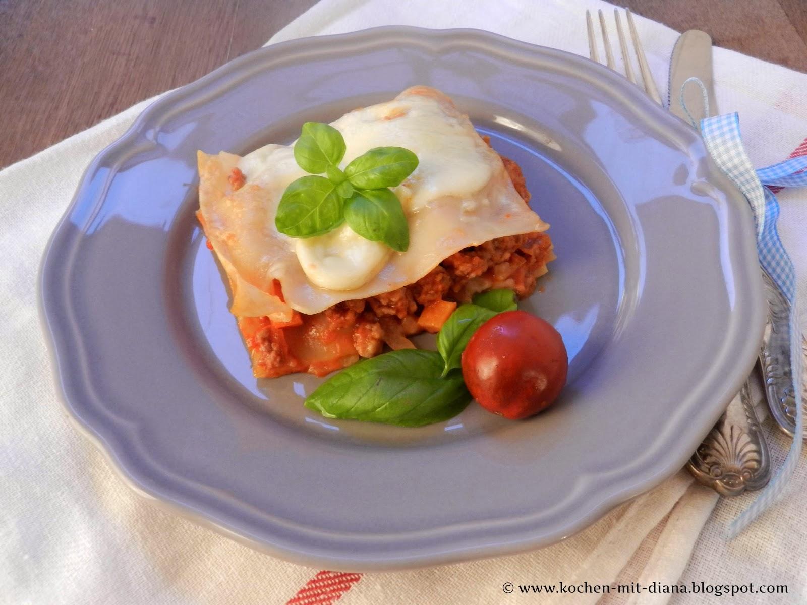Klassische Lasagna